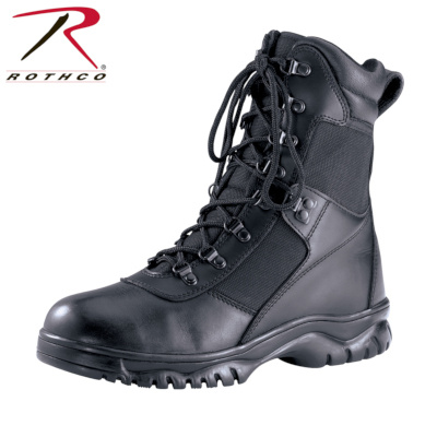 "Rothco Forced Entry Security Boot 8"" (Black)"