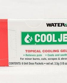 Cool Jel Burn Gel - 3.5g pkg - 6/box