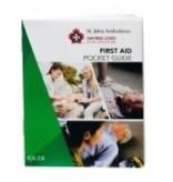 St. John Ambulance Pocket First Aid Guide