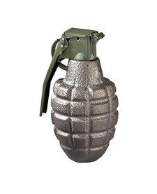 Metal Deactivated Grenade