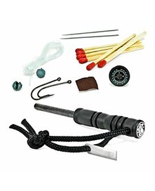 Fire Striker with Survival Kit