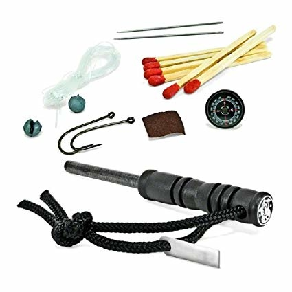 Smith&Wesson Fire Striker with Survival Kit
