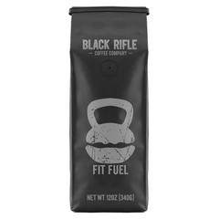 Black Rifle Coffee Company Ground 12oz Bag Fit Fuel