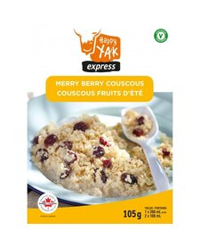 Freeze Dried Meals Merry Berry Couscous