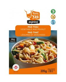 Freeze Dried Meals Vegetarian Pad Thai