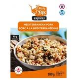 Happy Yak Freeze Dried Meals Mediterranean Pork