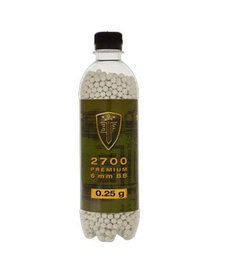 Elite Force.25g BB 2700 Count