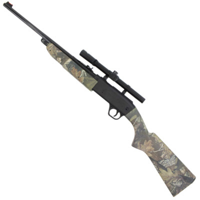 Daisy Mossy Oak Air Rifle with Scope