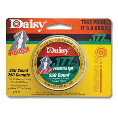 Daisy Pointed Pellets .177 Caliber 250
