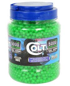 .12g BBs Clear Green 5000