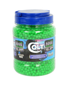 .12g BBs Clear Green 5000