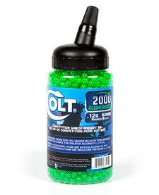 .12g BBs Clear Green 2000