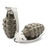 G&G Armament MK-2 hand grenade BB can