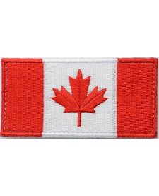 Canada Flag Velcro Patch