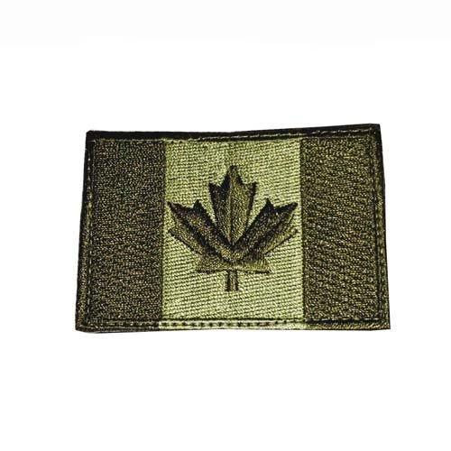 Canada Flag Velcro Patch