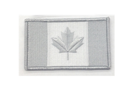 Canada Flag Iron On Patch