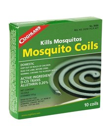 Coghlans mosquito coils 10 pack