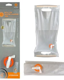 Roll-up water clear carrier 10L