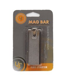 Magnesium bar with striker