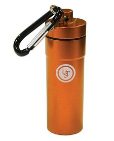 Base Case 1.0 Waterproof Aluminum Capsule