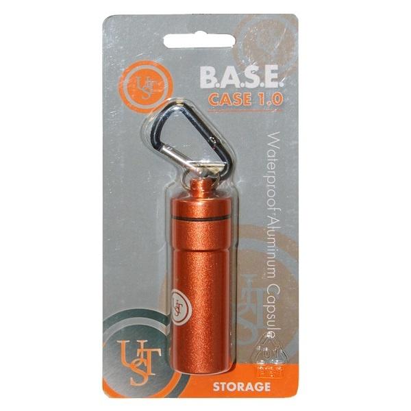 UST Base Case 1.0 Waterproof Aluminum Capsule