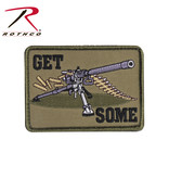 """Rothco """"Get Some"""" Morale Patch"""