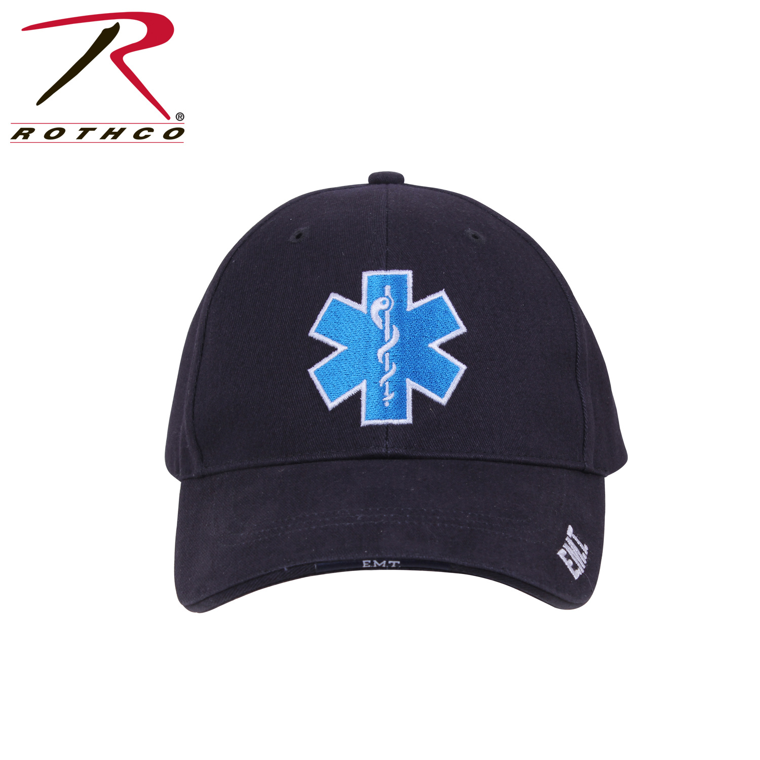 Rothco Deluxe Star of Life Low Profile Cap