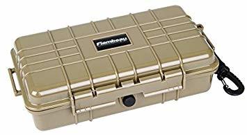 Flambeau HD Tuff Box 600 Series -Desert Tan