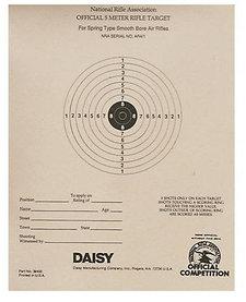 5 Meter Air Rifle Targets
