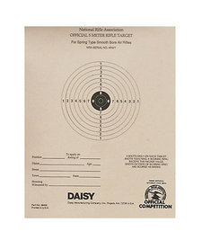 5 Meter Air Rifle Targets