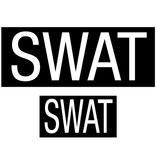 SWAT Velcro Patches Set of 2