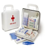 Safe Cross Saskatchewan Regulation First Aid Kits, Plastic Box