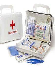Saskatchewan Regulation First Aid Kits, Plastic Box