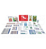 Safe Cross First Aid Kit, Adventure, Nylon Soft Pack