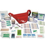 Safe Cross First Aid Kit - Hikers Standard - Nylon Soft Pack