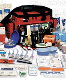Trauma/Crisis First Aid Kit - Nylon Bag