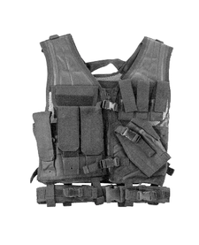NcStar Cross Draw Tactical Vest 2XL