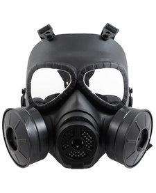 Air Filtration Mask Black