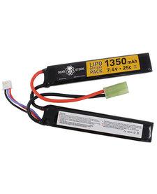 7.4V 25C 1350mAh Nunchuk LiPo battery