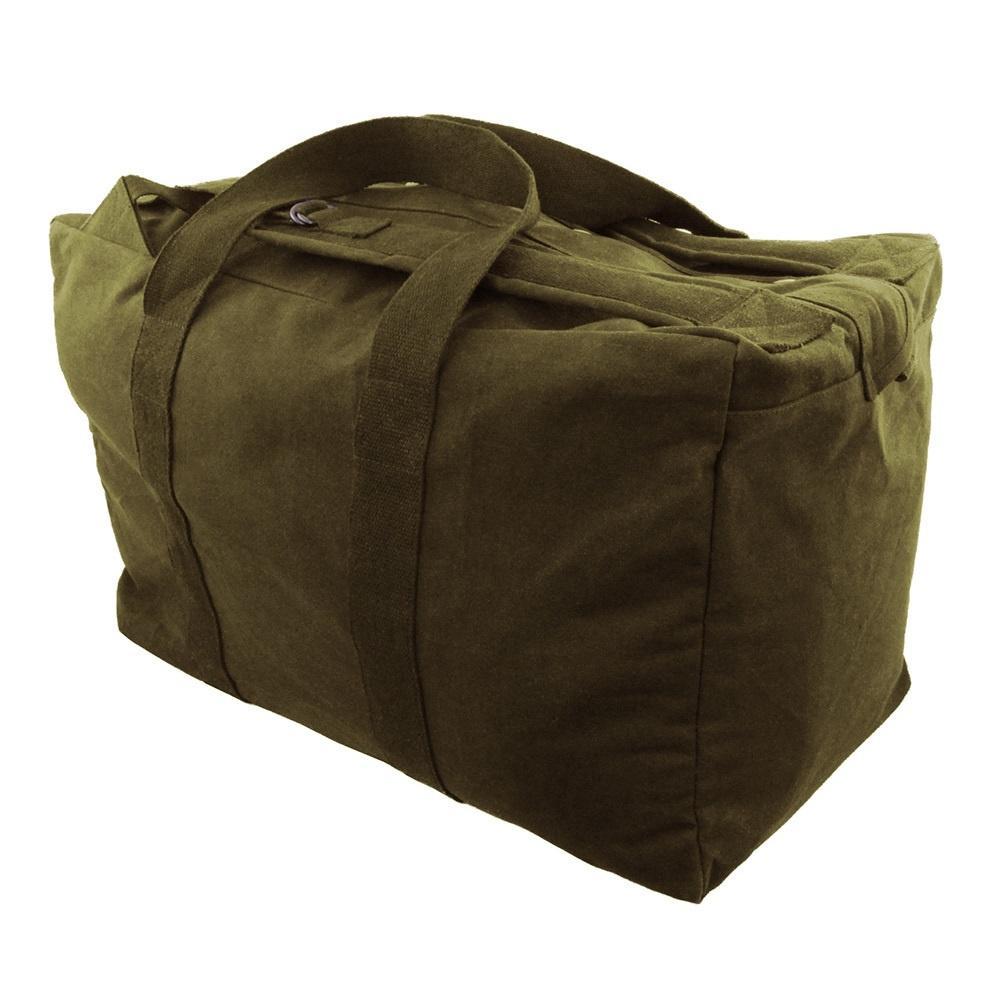 RavenX 24 inch Canvas Duffle Bag