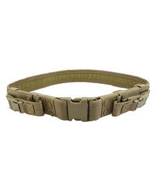 Tactical Utility Belt with Pouches