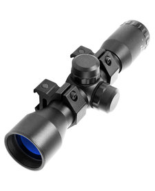 4X32 Fog Proof Scope w/ rings Rangefinder