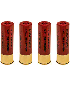 Shells for pumpgun 4pc 30rd