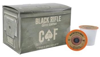 Black Rifle Coffee Company Coffee Rounds