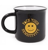 Black Rifle Coffee Company Fu*k Your Sensitivity Ceramic Mug