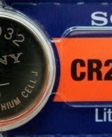 CR2032 Lithium 3V Battery