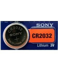 CR2032 Lithium 3V Battery