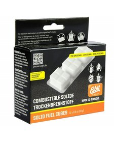 Combustible Solid Fuel Cubes 14g