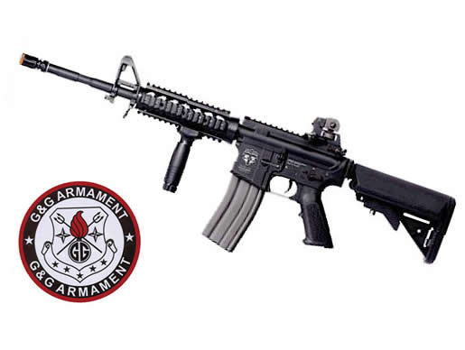 G&G Armament TR16 R4 Commando (M4 RIS)