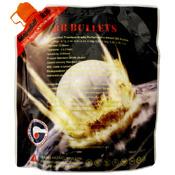 GoldenBall Golden Ball Biodegradable .36 BBs 2500 Count